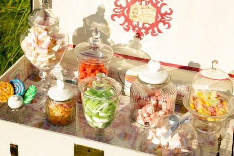 les bonbonnières - bar à bonbons