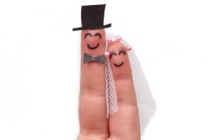 mariés vintage