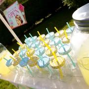 bar à limonade années 50
