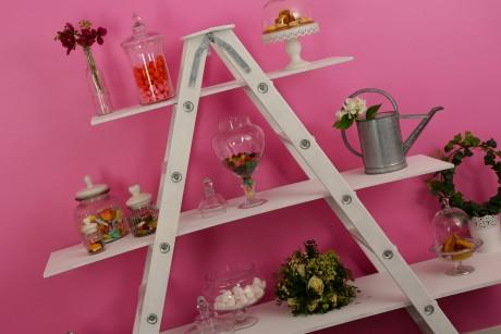l chelle d corative mariage vintage. Black Bedroom Furniture Sets. Home Design Ideas