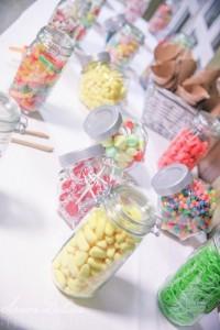 bar à bonbons - candy bar