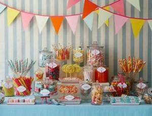 candy bar - bar à bonbons