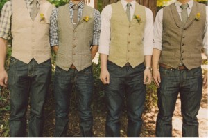 mariage vintage- dress-code-jean- homme