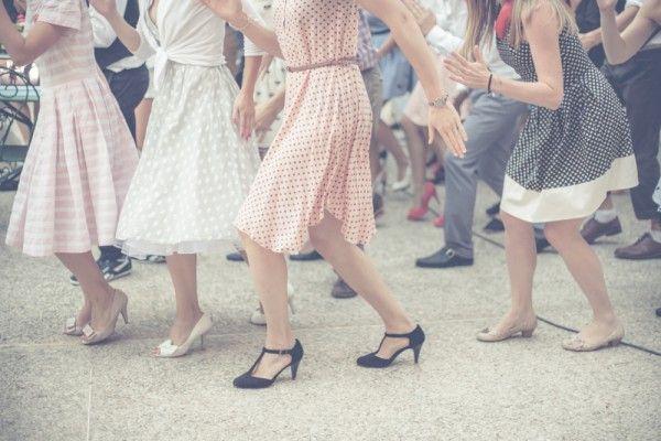 Connu dress code pour un mariage vintage | Mariage Vintage LT08