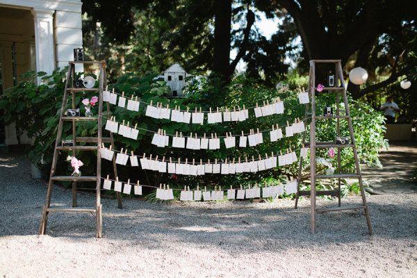 Plan de table vintage et champetre for Decoration table vin d honneur