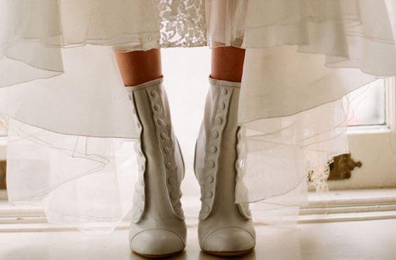 Chaussure de marie vintage Ellips printemps t 2015 - 40