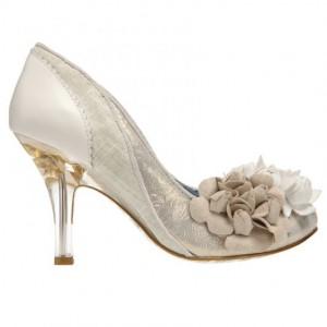 chaussure irregular choice- mariage vintage
