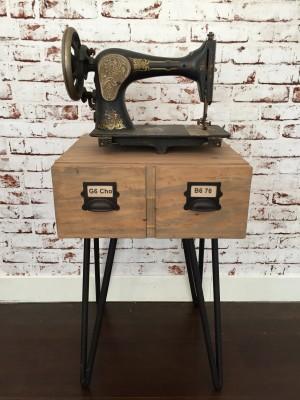 machine a coudre vintage