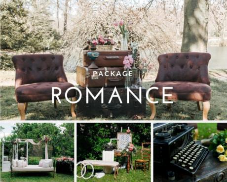 decoration mariage romance