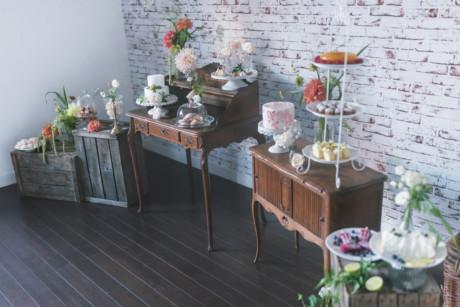 decoration-mariage-buffet dessert-sweet-table
